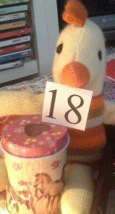 17.12. die Nr.. 18