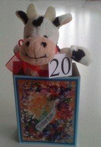 19.12. Die Nummer 20 Kuh