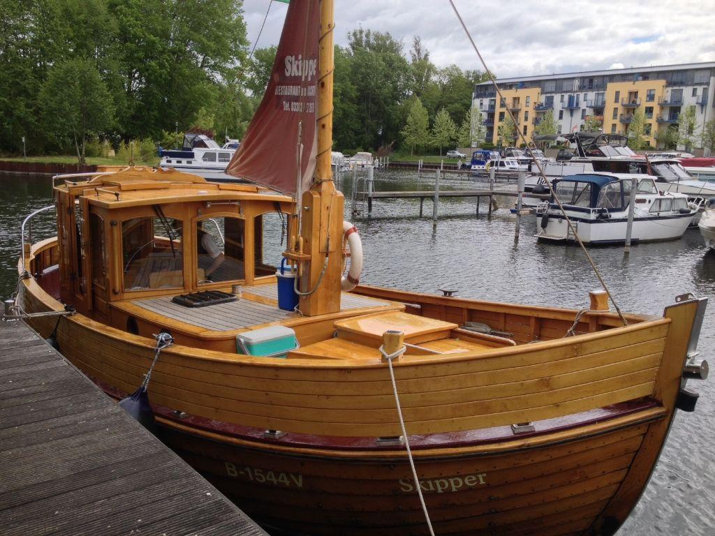 11.4.15 Skipper-leeres Schiff