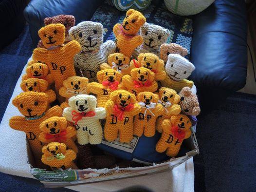 24.5.14 Teddys v. Doris Kümmel neu gesichtet