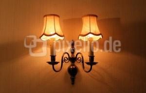 2054Wandlampe David von Behr