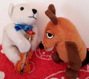 3001 Was ist das denn Schönes Geige