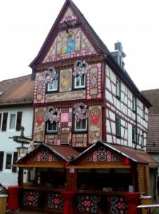 5555Hänsel-GretelhausGreta Lorch,Bd.Wimpfen